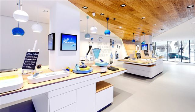 Source Retail Cell Phone Store Interior Design for Mobile Phone Shop Decoration on m.alibaba.com