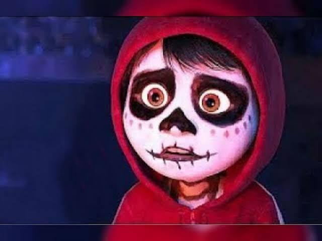 Resultado De Imagen De Maquillaje Niño De Miguel De Coco Maquillaje Halloween Niños Calavera Maquillaje Halloween Niños Halloween Niños