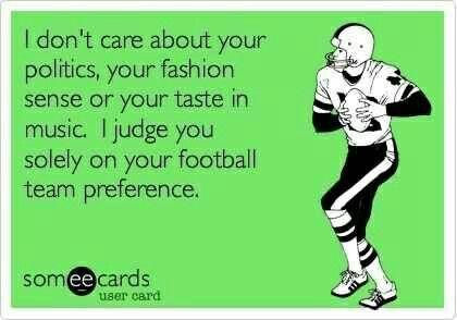 Live for football season
