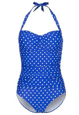LATINO - Badeanzug - blau