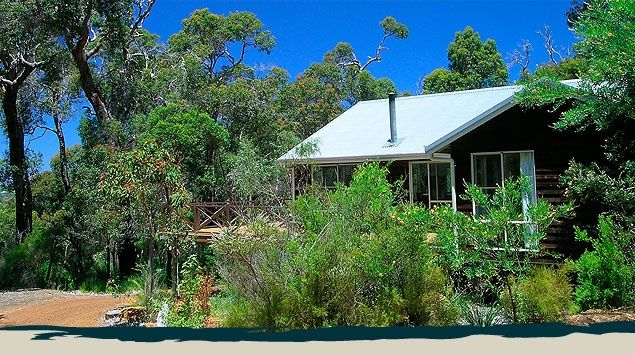 Woodstock DEN01. You will feel very special nestled amongst the bush on five acres and enjoy the stunning views out to the inlet and the Southern Ocean. Click on the picture to find out more.