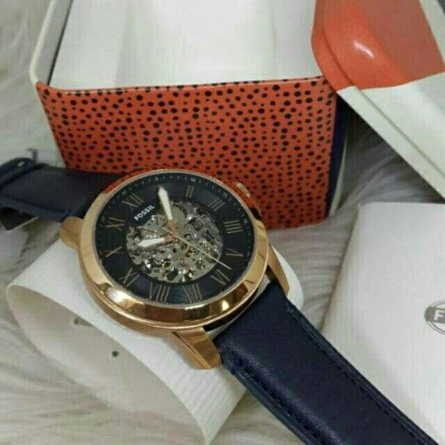 Saya menjual Jam Tangan Pria Fossil ME 3102 Automatic Leather ( Kulit ) Original Murah seharga Rp2.248.000. Dapatkan produk ini hanya di Shopee! https://shopee.co.id/azshop30/270853203/ #ShopeeID