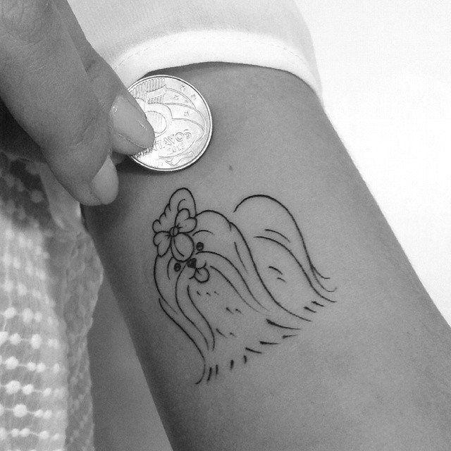 In beeld: tatoeages om je huisdier te eren