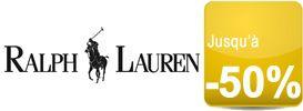 Shopping: Soldes Ralph jusquà -50% | Ralph Lauren 2017
