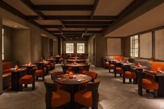 Armani Nobu restaurant is Milan´s best sushi restaurant.
