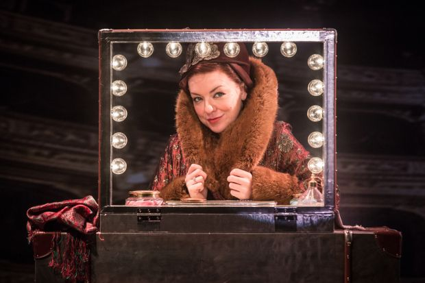 Funny Girl performance cancelled 'after 15 minutes'...: Funny Girl performance cancelled 'after 15 minutes' #SheridanSmith… #SheridanSmith