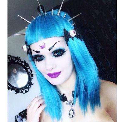 Spiked Headband