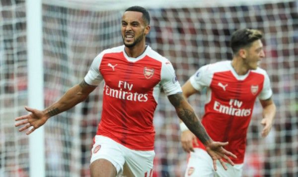 Theo Walcott say's 'Hard work paid off in win over Chelsea'