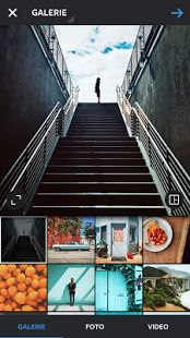 Instagram – Miniaturansicht des Screenshots