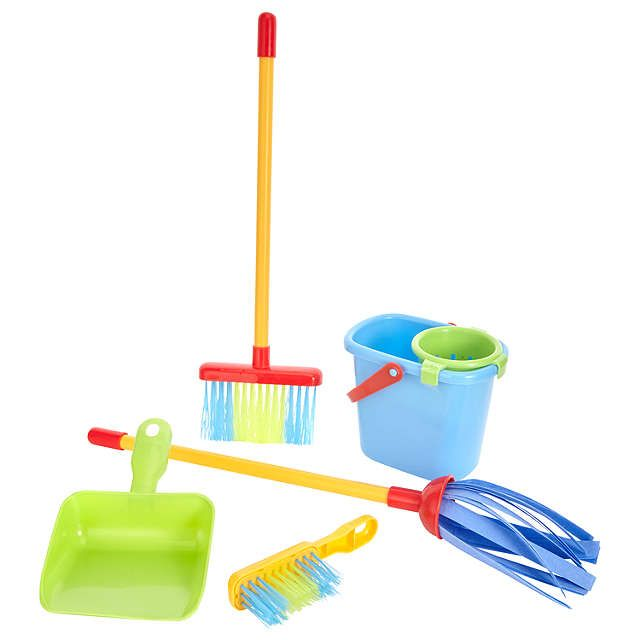 BuyJohn Lewis My First Cleaning Set Online at johnlewis.com