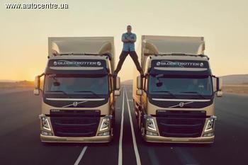 Рекламные ролики Volvo Trucks, в одном из которых снялся Жан-Клод Ван Дамм, получают новые награды.
