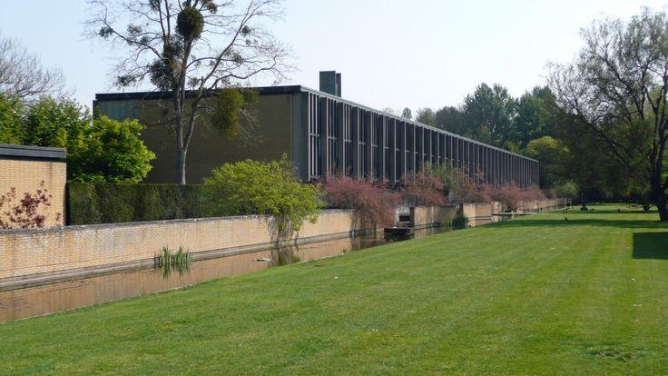 St Catherine's College, Arne Jacobsen   Oxford   United Kingdom   MIMOA