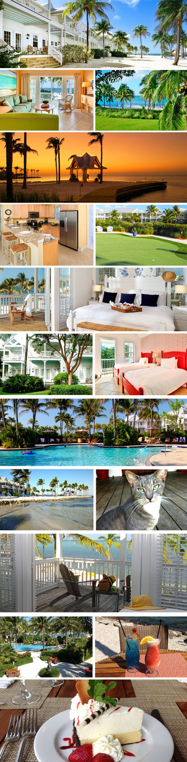Photo Blog: The top reasons to visit Tranquility Bay Beach House Resort in Marathon, Florida.