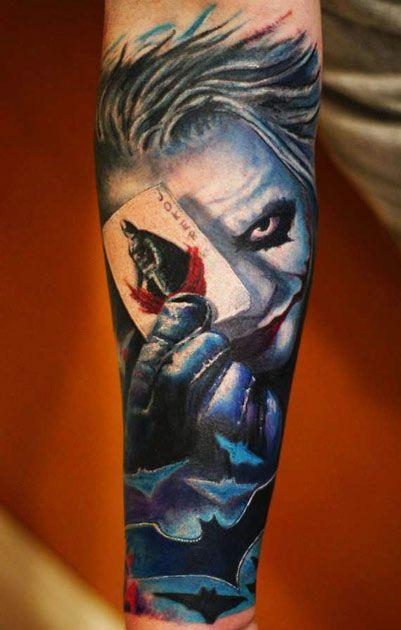 Tattoo Artist - Cris Gherman | www.worldtattoogallery.com/movies_tattoo
