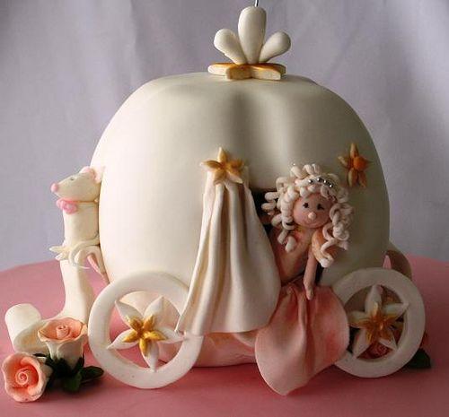 Nattycakes Cinderella