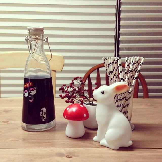 후야 재우고 일해야하는 타임에 잠시 티비보며 너희들을 찍어본다; hak! 처음 #쏘노리오 오픈하며 셀렉했던 #소품 3살된 #토끼 Sonolio European lifestyle store in Korea 쏘노리오 인기이이템; 라이스 핑크공룡.  sonolio.co.kr