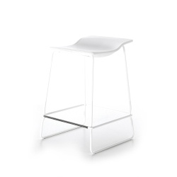 As seen in The Mandarin Oriental, Barcelona last week, this is the 'Last Minute Stool' by Viccarbe, available from discover-deliver.com
