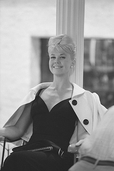 Doris Day. Read all about her life here: http://www.classichollywoodcentral.com/doris-day/