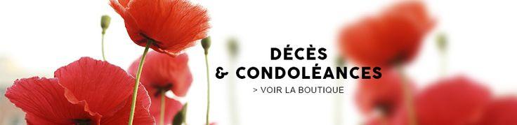 Des exemples de textes pour agrémenter vos cartes de remerciements décès, condoléances suites à un deuil sur Carteland.com