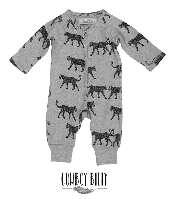Anive for the Minors ◊ Leopard Overall www.cowboybilly.nl
