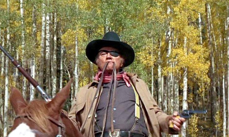 John Wayne in True Grit (1969)
