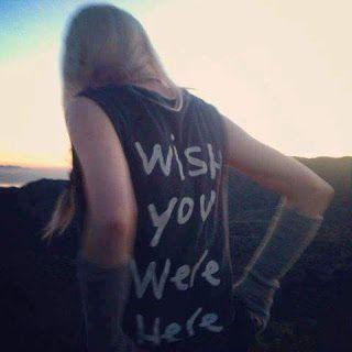 Απόλυτο Σκοτάδι: Wish you were here...