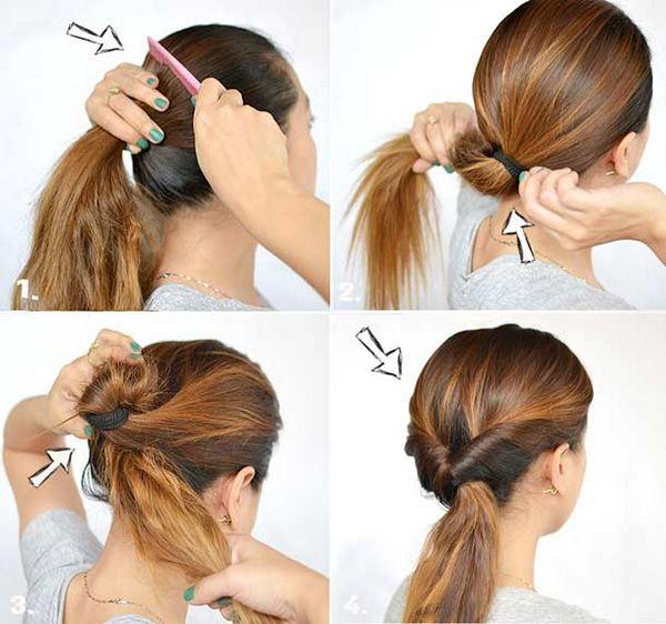 Прически на волосы до плеч | hairwiki.ru