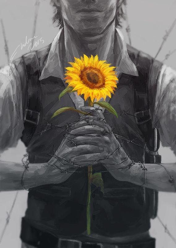 Les Fleurs du mal by endrae on DeviantArt