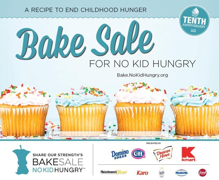 bake sale flyers free flyer designs - 736×607