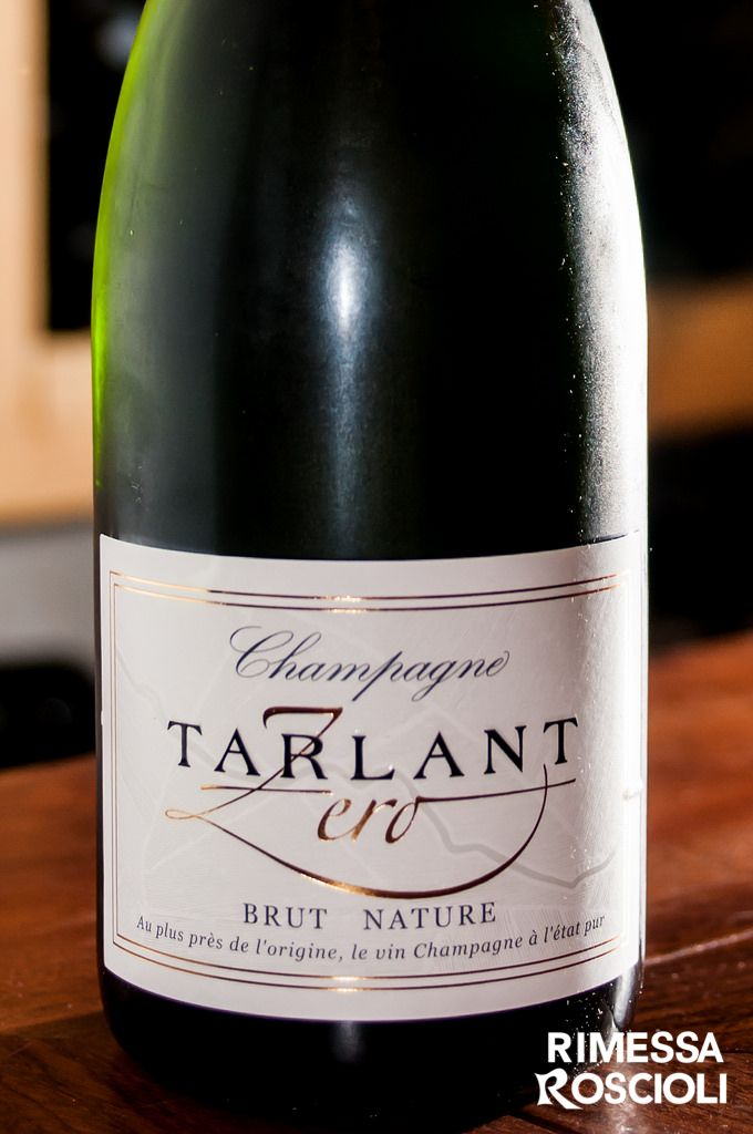 Brut Nature 'Zero', Tarlant a Oeuilly