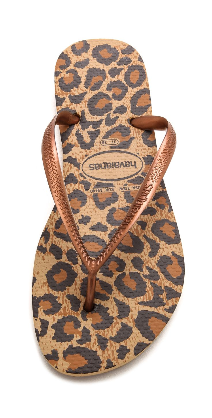 Havaianas Slim Animals Flip Flop | SHOPBOP
