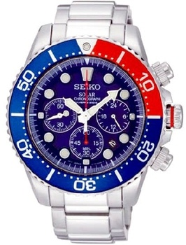 Rakuten: SEIKO watch chronograph SSC019P1 solar divers watch. Find it at Hayman Jewelry Co.