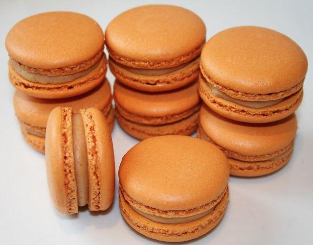 La Cuisine de Bernard: Les Macarons au Caramel au Beurre Salé