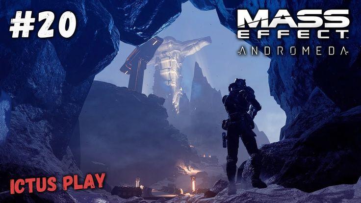 Прохождение Mass Effect Andromeda ► Исследуем Воелд. База кеттов #20 [PC...