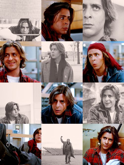 Judd Nelson - The Breakfast Club, 1985