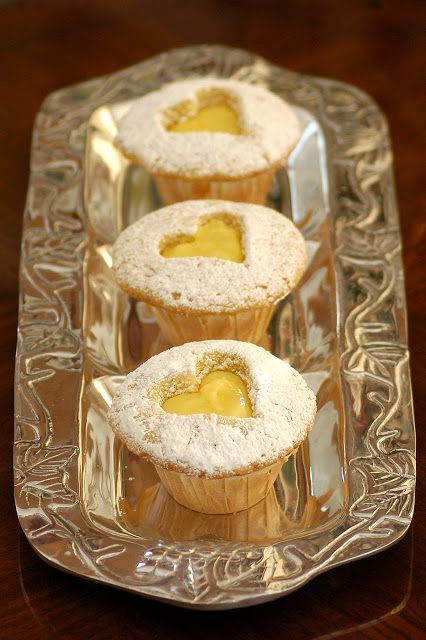 Linzer Cupcakes | Cakes & Cupcakes | Pinterest