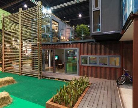 Homes Built From Shipping Containers 93 best ~shipping container & tiny houses~ images on pinterest