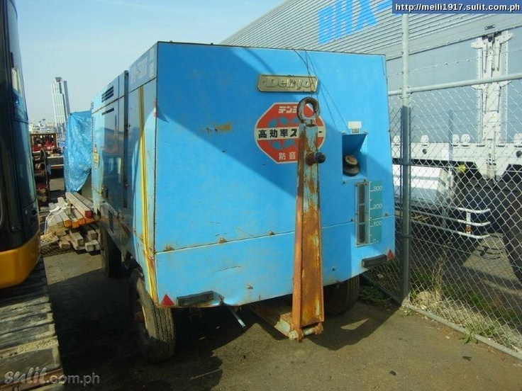 LOW PRICED EXCELLENT QUALITYJAPAN SURPLUS AIR COMPRESSOR