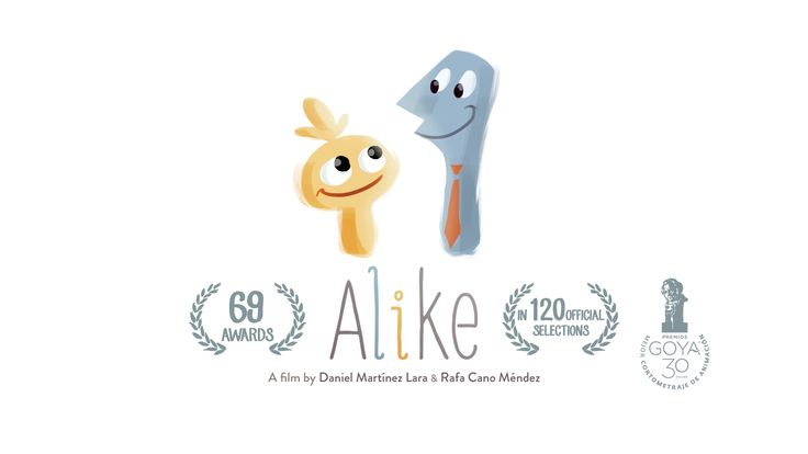Alike short film