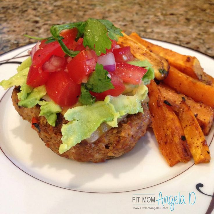 These 21 Day Fix Southwest Avocado Turkey Burgers were a HUGE hit at our house last night. Basili, my husband, told me that I need to make MORE next time. He went back for more and then tried to steal Zach's. Noah (my 1 year old) couldn't eat his fast enough! I did not put […]