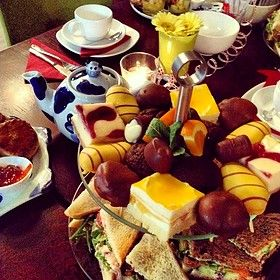 High Tea @ Grand Café Arnhems Meisje
