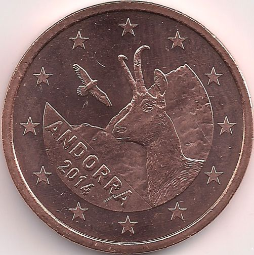 Motivseite: Münze-Europa-Südeuropa-Andorra-Euro-0.05-2014