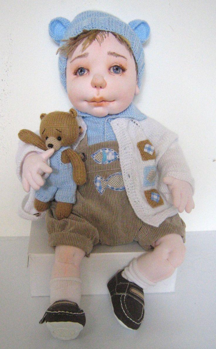Soft Sculptured Doll, Waldorf Doll, Cloth Doll, OOAK Doll, Collectible Doll,Baby Doll,Newborn Doll,Handmade Doll, Unique Doll, Soft doll by MaryUniqueDoll on Etsy