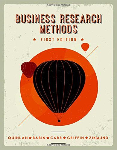 Business Research Methods | 151.75 QUI on line