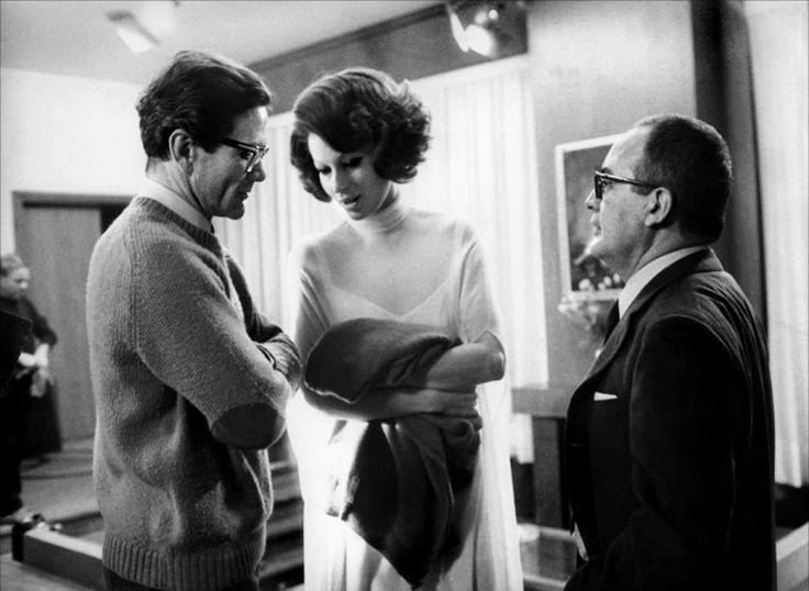 Silvana Mangano per Pier Paolo Pasolini, Teorema, anno 1968 xxx