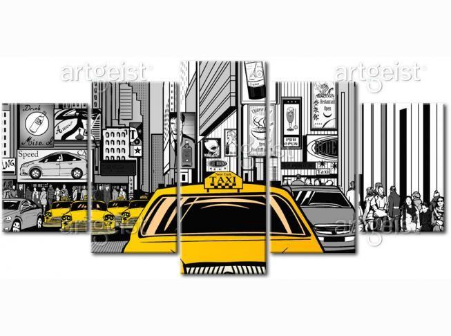 Le chic de New York dans votre intérieur grâce aux tableaux sur toile de la catégorie New York #New #York #tableaux #sur #toile #photos #photographies #home #decor #décorations