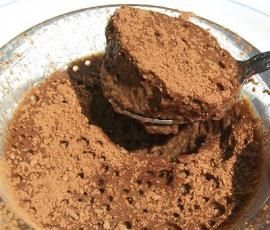 Recipe Dairy Free Chocolate Mousse by Quirky Cooking - Recipe of category Desserts & sweets