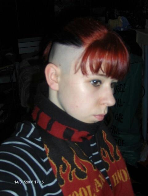 1000 Images About Hair Sidecut Undercut On Pinterest