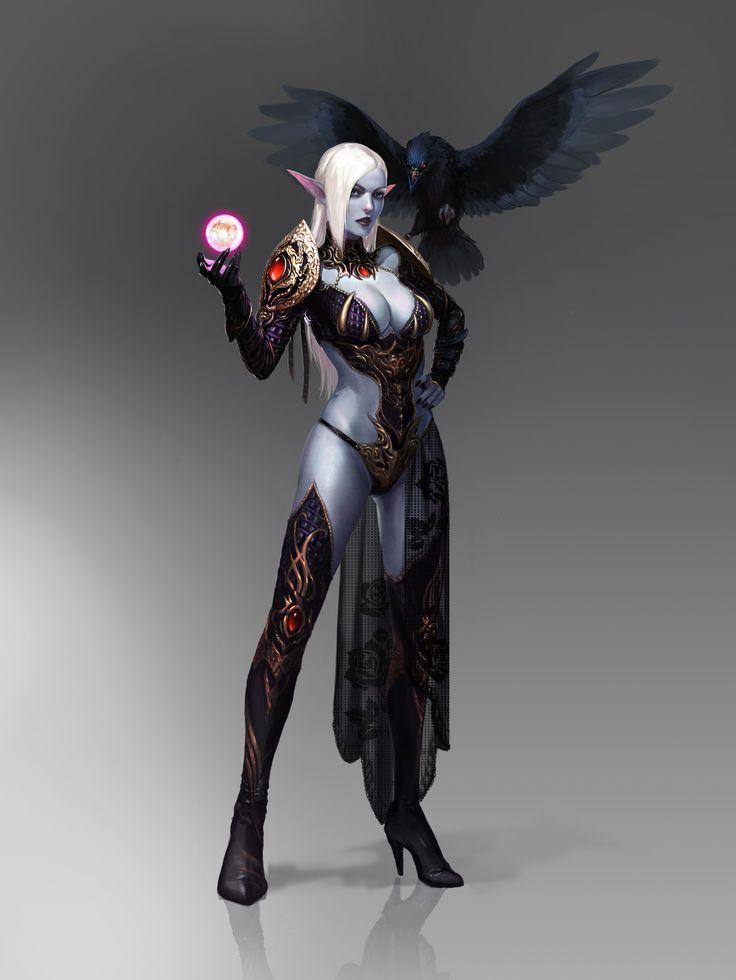 Image result for dark elf