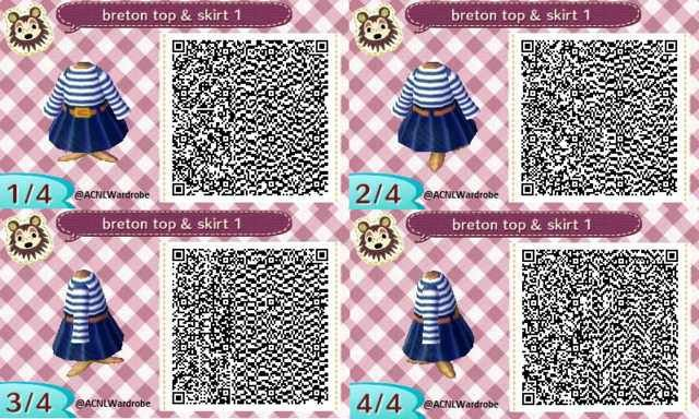 Dress I Made My First Pro Design Animal Crossing Qr Codes